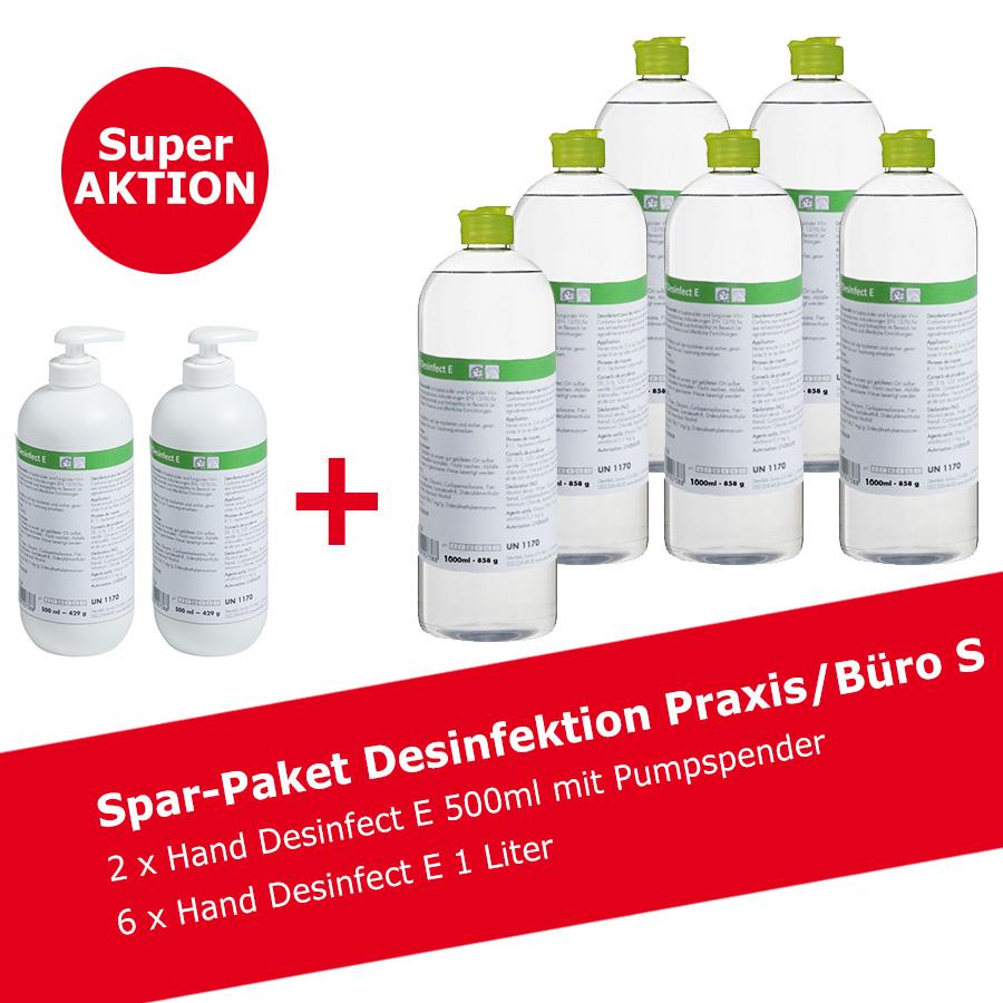 Spar-Pakete