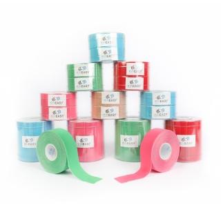 Kineasy Kinesio Tape (Premium Tape), 2.5cm x 5m