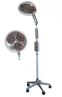 Original TDP Lampe mit 3er Strahlkopf