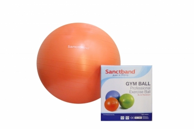 Sanctband Gymnastikball – Anti-Burst