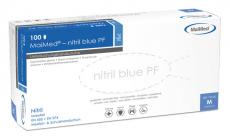 Nitril-Einweghandschuhe nitril blue