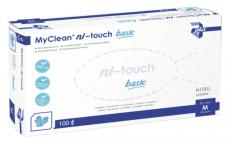 Nitril-Einweghandschuhe ni-touch basic