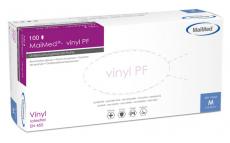 Vinyl-Untersuchungshandschuhe vinyl PF