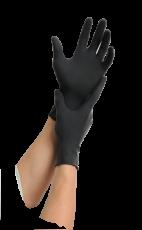 Latex-Einweghandschuhe Black LX