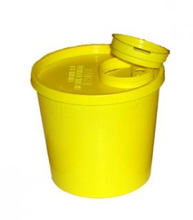 Nadeln - Entsorgungsbox, 1500 ml
