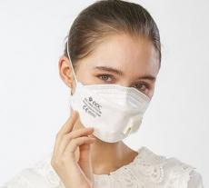 DOC FFP3 Maske mit Ventil