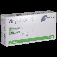Vinyl-Einweghandschuh Meditrade 2000 PF