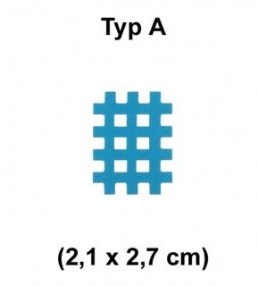 AcuTop Gittertape, blau