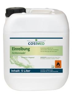 Einreibung, 70 Vol.% 2-Propanol, 5 Liter