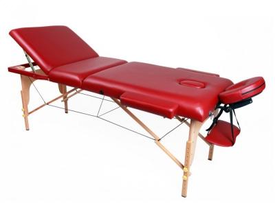 3-Zonen Massageliege