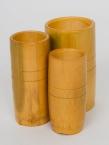 Bambus Schröpfset, 3-teilig