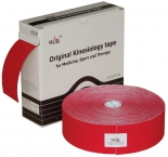 Nasara Kinesio Tape Klinikversion 32 m, Farbe rot