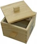 Moxa Box aus Holz