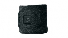 Phiten DayFit Handgelenk Bandage EasyFit (23 x 8 cm) Schwarz