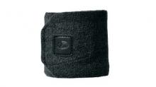 Phiten DayFit Supporter-Bandage (35 cm) Schwarz