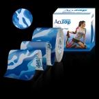 AcuTop® Design Tape, Blau-Camo