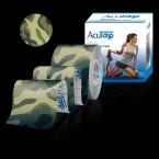 AcuTop® Design Tape, Grün-Camo