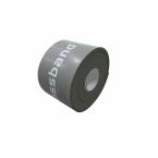 Sanctband Flossband 5cm x 2m, Grau Level 4 - extra stark