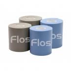 Sanctband Flossband 7.5cm x 2m, Grau Level 4 - extra stark