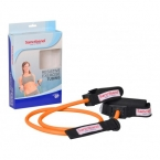 Sanctband Exercise  Tubing, Orange, leicht, 1.4m