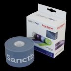 Sanctband Flossband 5cm x 3.5m, Blaubeere (blau) Level 2 - mittel