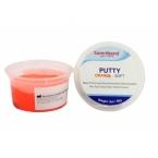 Therapie-Knete von Sanctband, Orange - leicht