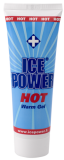 Ice Power Hot Wärme Gel 75ml Tube