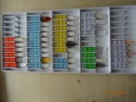 Allgemeiner Teststatz mit Histamin injeel, Spitzröhrchen 38 Stück