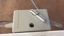 Ersatzschlüssel für Sperrbox Hanning