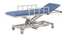 MRT-Patiententransportliege mit hydraulischer Höhenverstellung