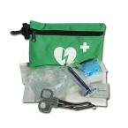 Erste-Hilfe Set für Defis