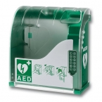 Aviva 210 Aussen-Wandkasten für AED mit Pincode
