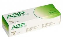 ASP Dauernadeln Gold 80er Packung