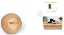 Holz-Faszienkugel Buche