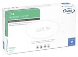 Latex-Einweghandschuhe soft PF
