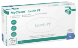 Latex-Einweghandschuhe touch PF