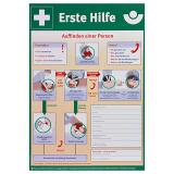 Erste-Hilfe-Poster
