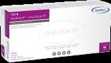 Vinylhandschuhe vinyl blue PF