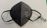 FFP2-Masken KM200 - schwarz - 25er Box