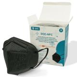 FFP2 Masken DOC-NFC schwarz