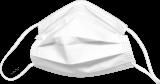 Mundschutz für Kinder - weiss - 25er Box