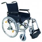 Standard-Rollstuhl Rotec XL- mit Trommelbremse