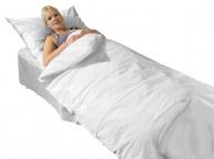 Einweg-Bettbezug 130 x 200 cm
