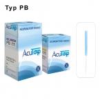 AcuTop Akupunkturnadel, Typ PB (mit Kunststoffgriff, silikonisiert)